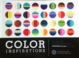 photo of book Color Inspirations