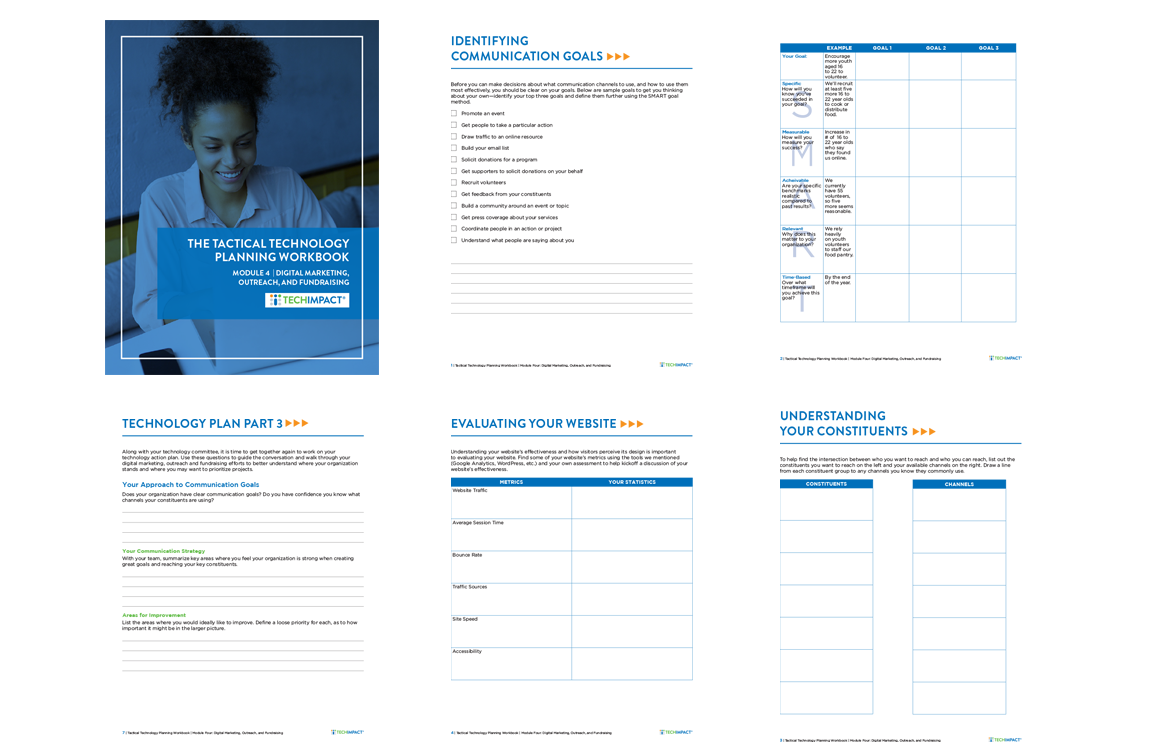 photo of Tactical Workbook with fillable forms