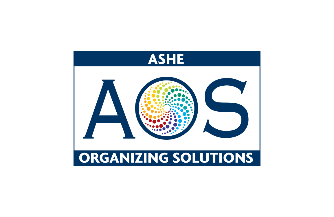 image of logo design for Ashe Organizing Solutions