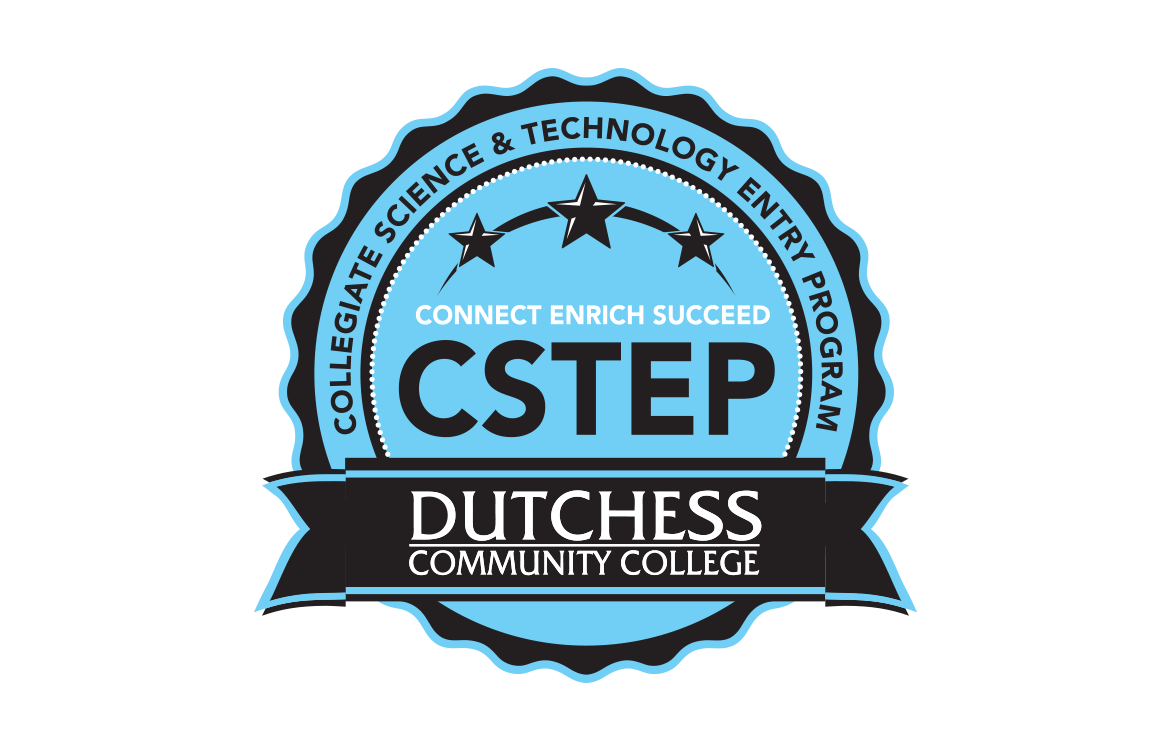 image of logo design for Dutchess Community College CSTEP