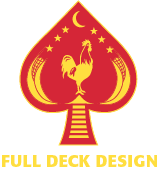Full Deck Design Logo