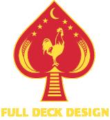 Full Deck Design Logo