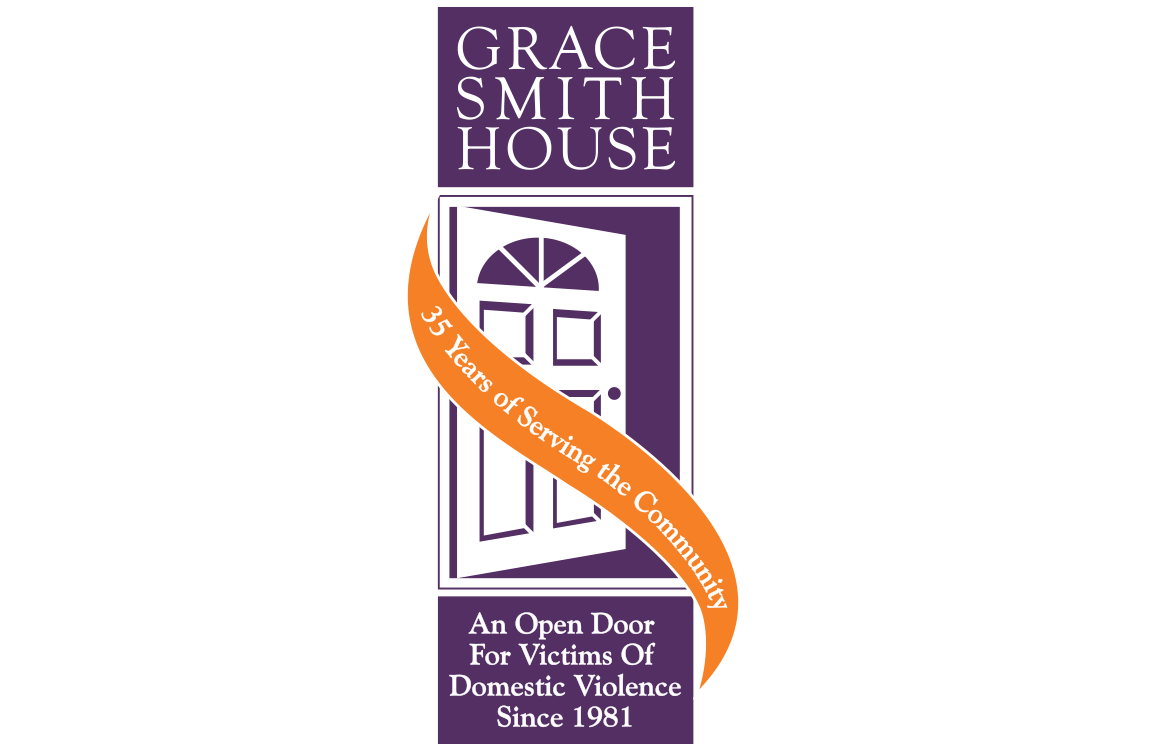 image of anniversary logo design for Grace Smith House