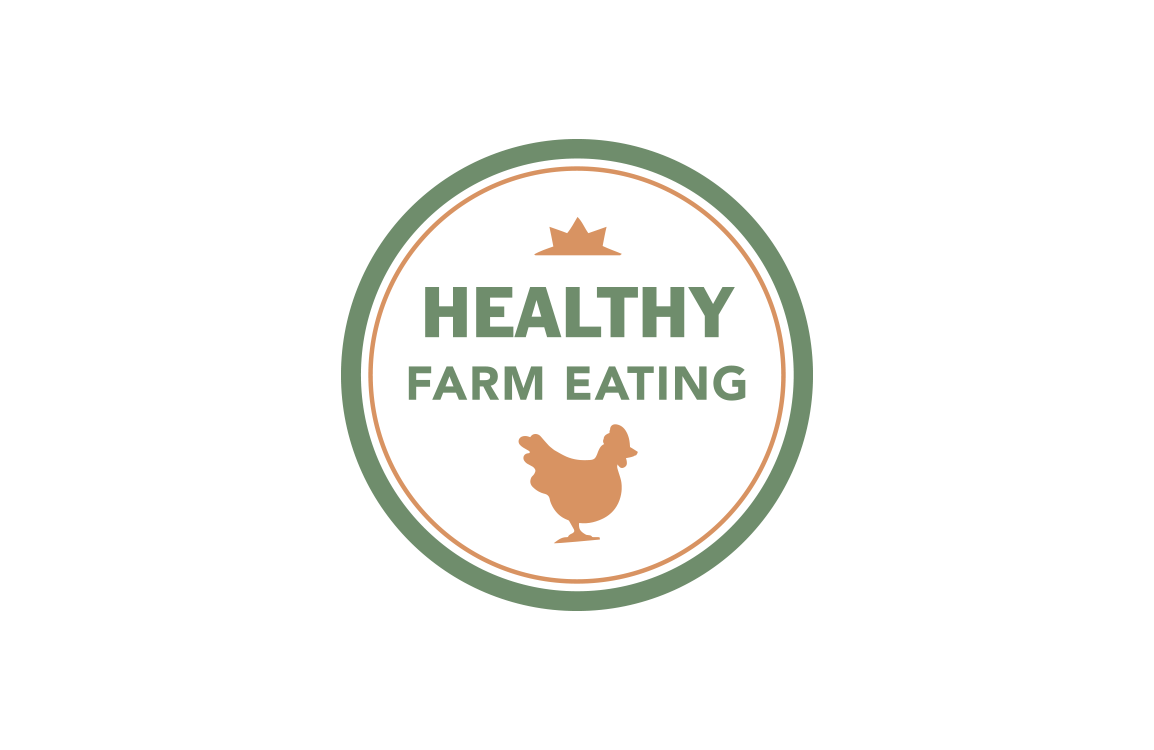 image of logo design for Healthy Farm Eating