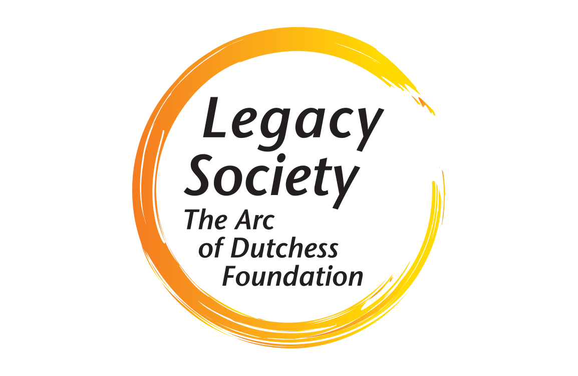 image of logo design for The Arc of Dutchess Legacy Society