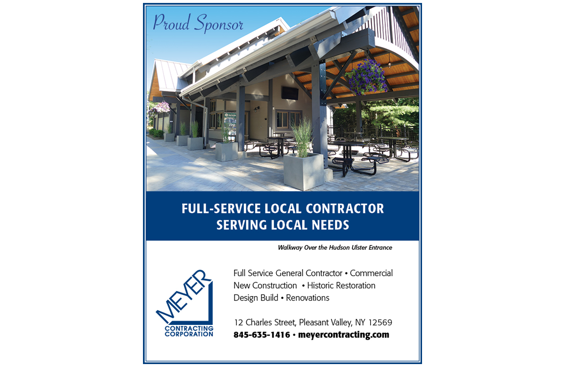 photo of ad design for Meyer Contracting