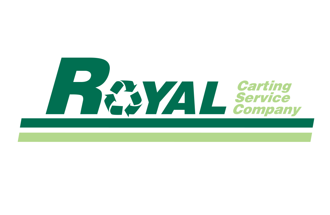 image of logo design for Royal Carting Service Company