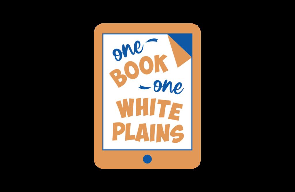 one book one White Plains logo