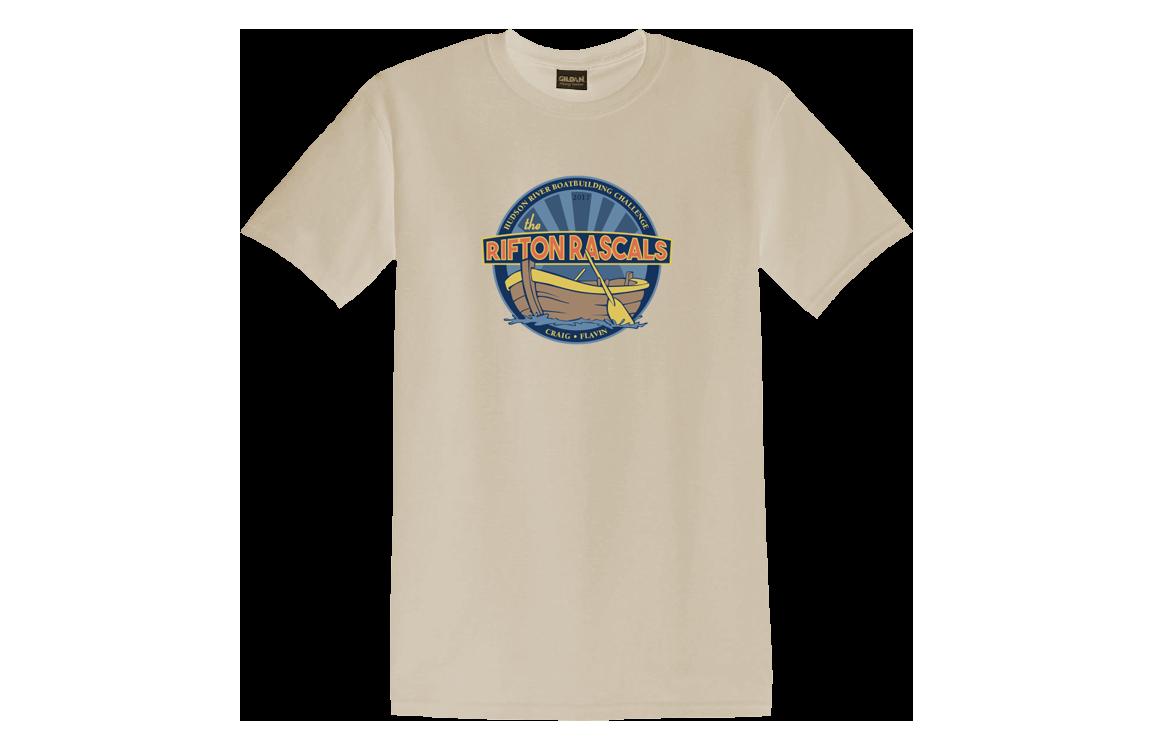 photo of Rifton Rascals T-shirt