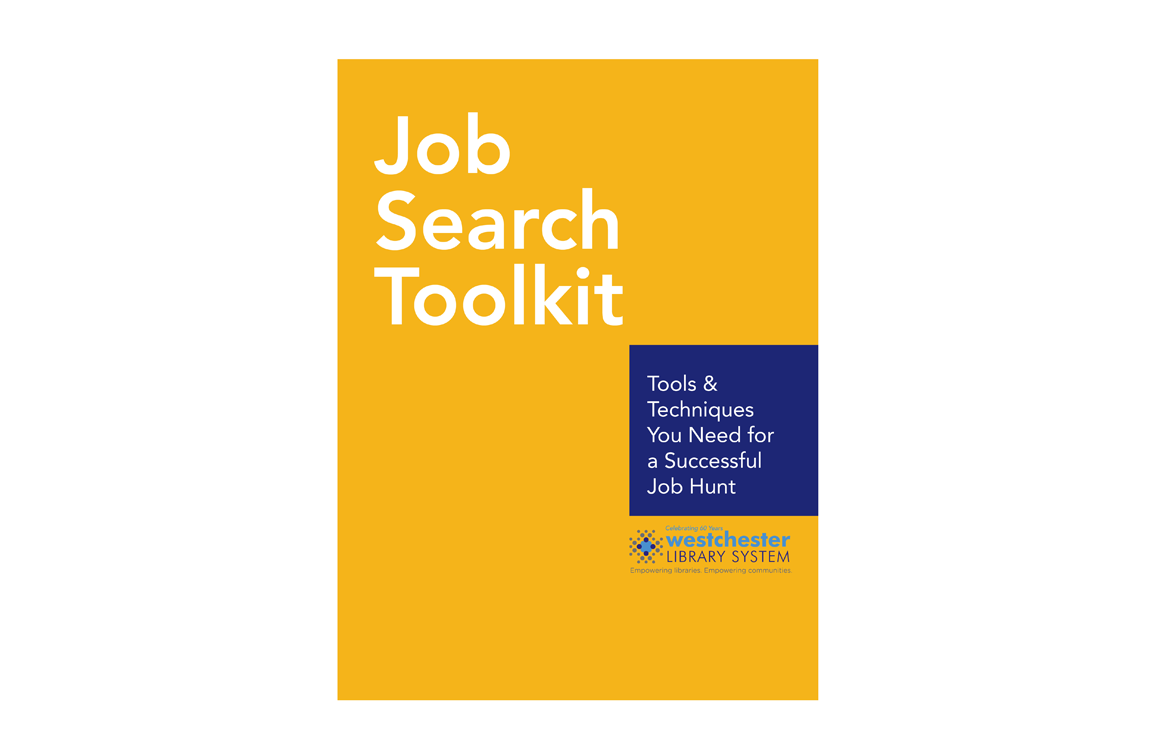 photo of Job Search Toolkit cover